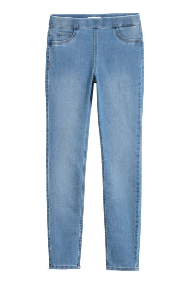 Treggings - Light blue - Ladies | H&M IE