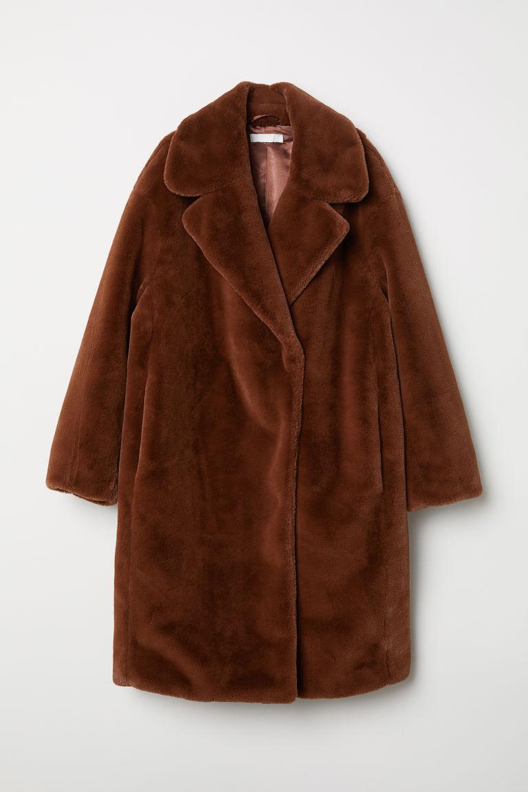 sale online new cheap official site Faux fur coat