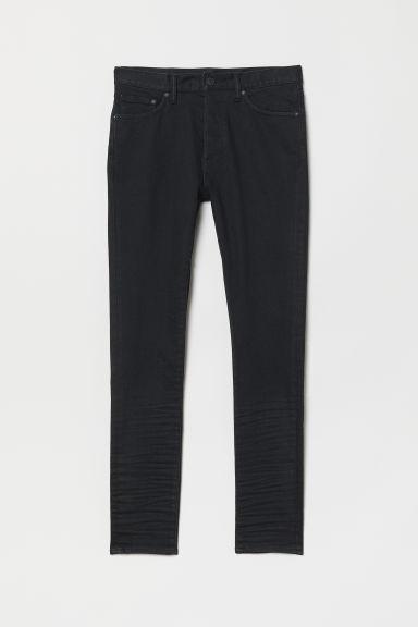 pe picioare imagini din autentic pantofi de temperament Skinny Carrot Jeans - Negru - BĂRBAŢI | H&M RO