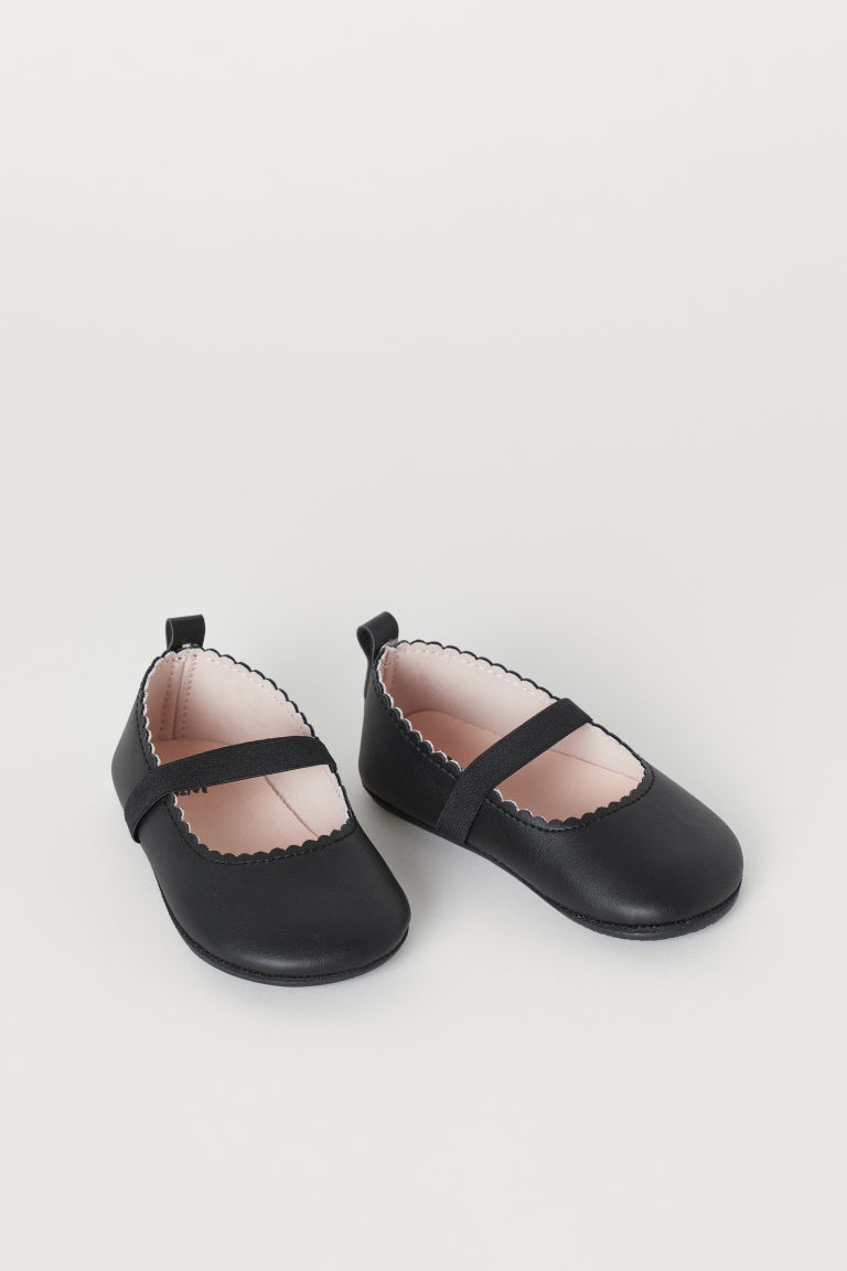 Ballet pumps - Black -  | H&M IN