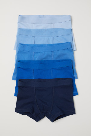 5-pack boxer shortsModel