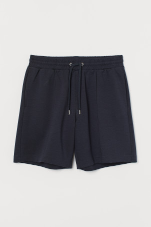 Regular Fit Jersey Shorts