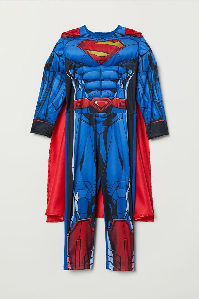 00e5d49d9969 Fancy dress costume - Blue/Superman - Kids | H&M ...