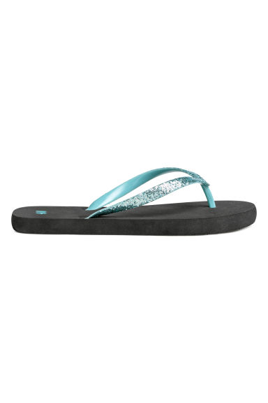 Tongs - Turquoise -  | H&M FR