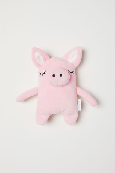 Petite peluche - Rose/cochon - Home All | H&M FR