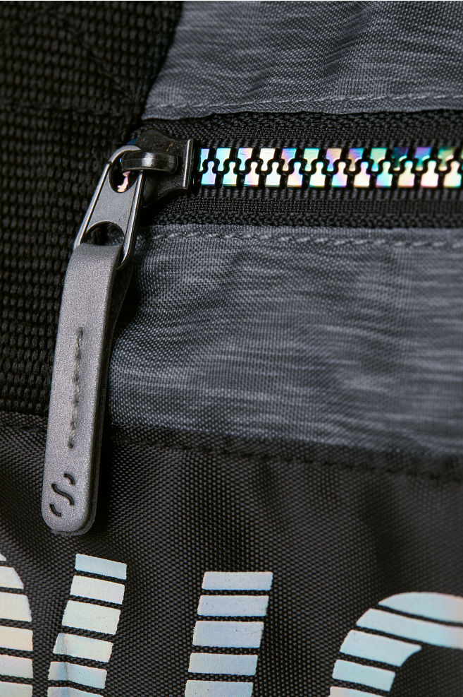 Sports bag - Black marl - Kids  d3aeca6bcd533