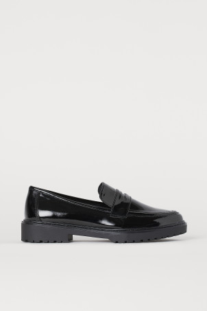 Patent LoafersModel