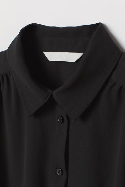 H&M - Long-sleeved blouse - 6