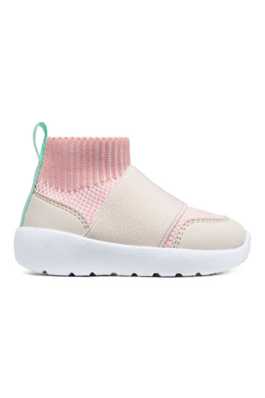 Sneakers alte - Rosa chiaro -  | H&M IT