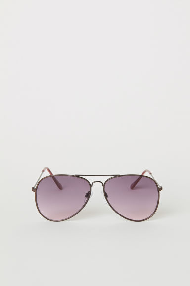 Sunglasses - Dark pink -  | H&M CN