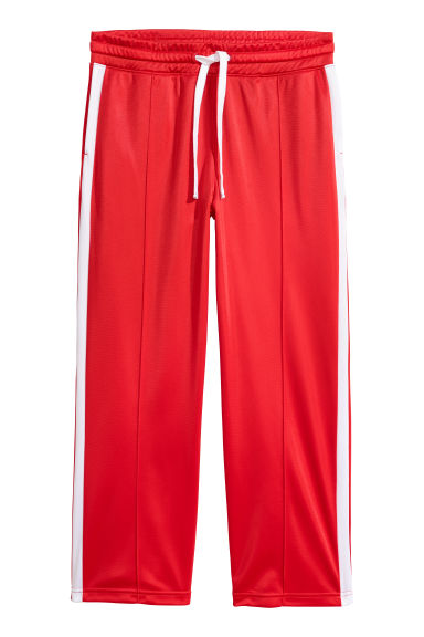 Sports trousers - Bright red - Ladies | H&M