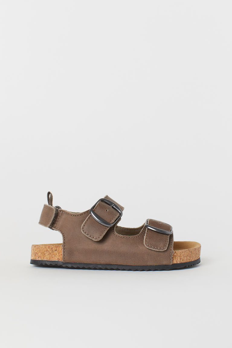 Leather sandals - Mole - Kids | H&M GB