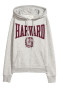 Light grey/Harvard