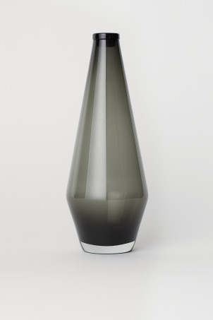 Teardrop Glass Carafe