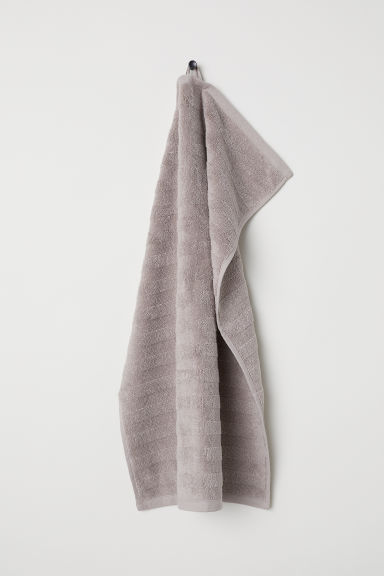 Handdoek - Taupe - HOME | H&M BE
