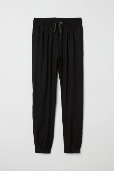 Pantaloni pull-on - Nero - BAMBINO | H&M IT