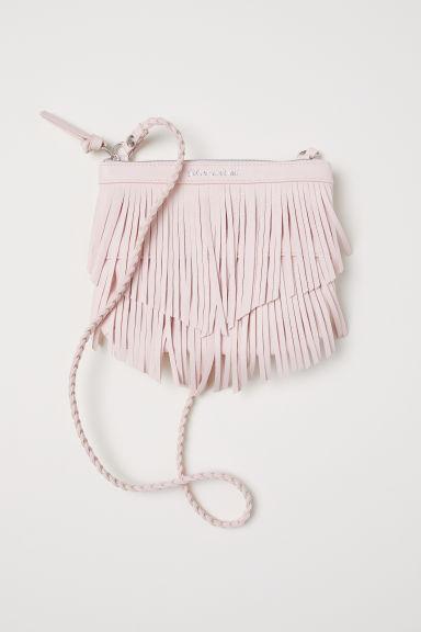 Shoulder Bag With Fringe