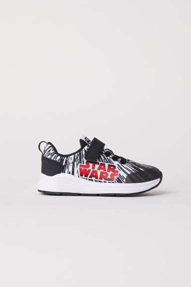 Sneakers con stampa - Nero/Star Wars -  | H&M IT