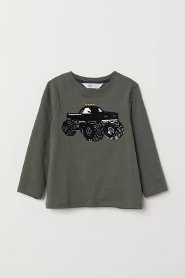 ffa77a318c15a Hauts   T-shirts   H M CA