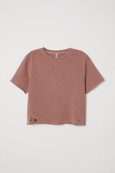 Top Trashed - Teja -  | H&M ES