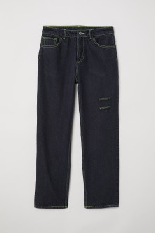 Straight Relaxed Jeans