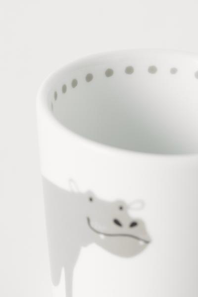 H&M - Animal motif mug - 5