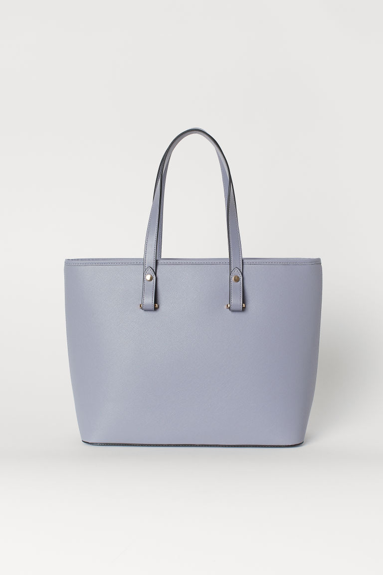 Handbag - Blue-grey - Ladies | H&M IN