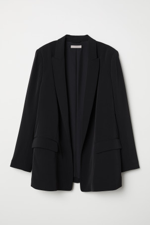 H&M+ Straight-cut jacketModel