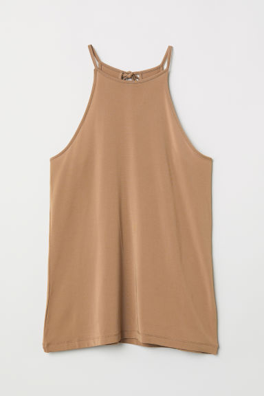Top - Cammello - DONNA | H&M IT