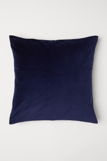 Cotton velvet cushion coverModel