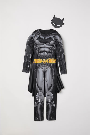 Superhero costume - Black/Batman - Kids | H&M