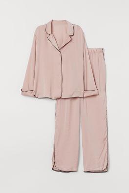 e59ae8cb4669c8 Women's Nightwear- Shop the latest styles online   H&M IN