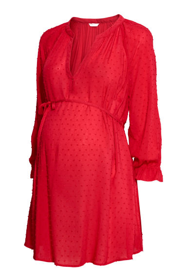 MAMA Tunic - Red -  | H&M
