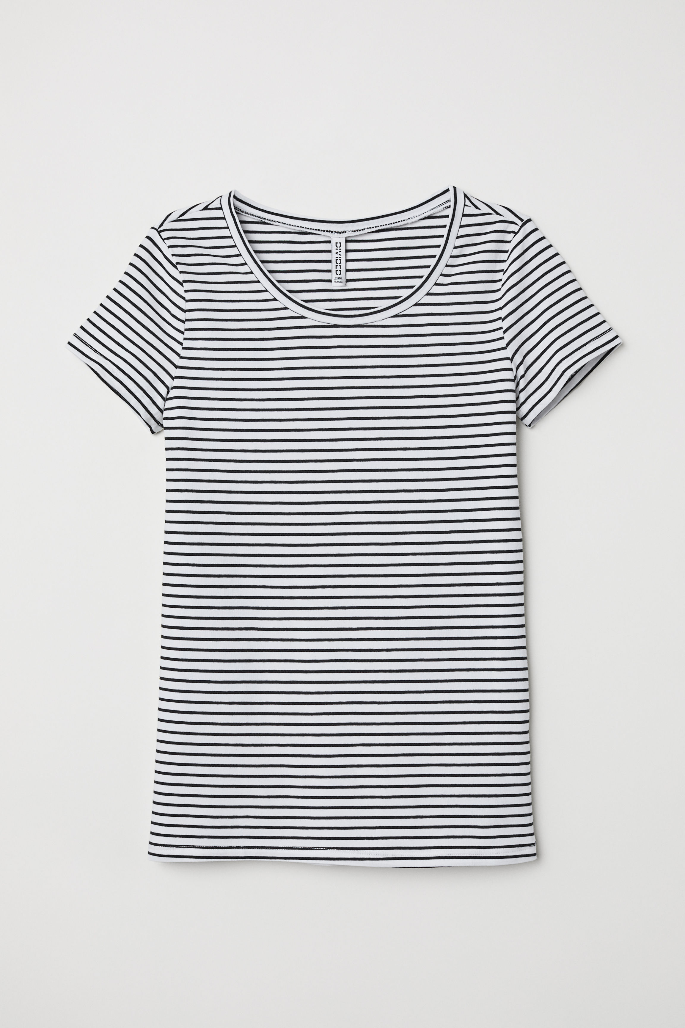 dce4967491b0 T-shirt - White - | H&M US