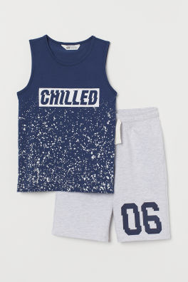 e68916bb2d3317 Boys' Clothing - 8-14+ years - Shop Kids Clothing Online | H&M US