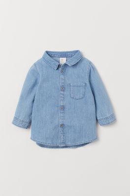 81b9e2b43619b4 Jongens Babykleding   Maat 68-98   H&M NL