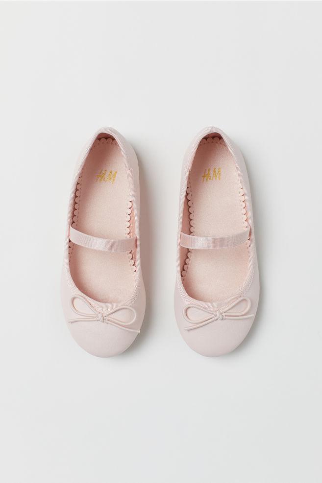 Ballerine - Rosa cipria - BAMBINO  04b466f15fa
