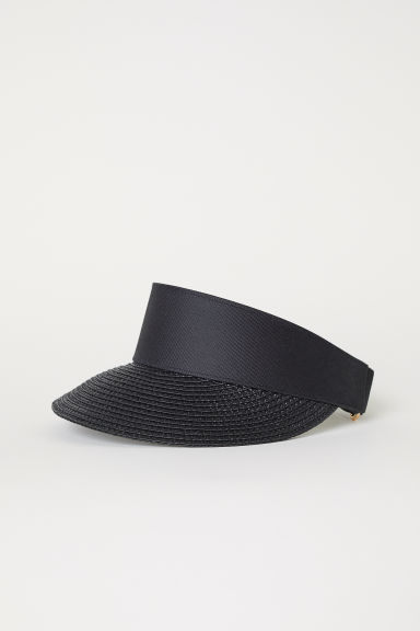 Sun visor - Black - Ladies | H&M CN