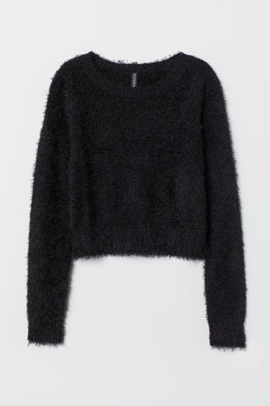 buy online abf9e 9df21 Flauschiger Pullover