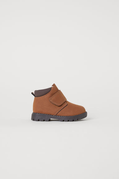 Ankle boots - Light brown - Kids | H&M CN