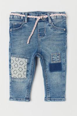 b0d149952b8c Jeans bébé fille   4 m-2 ans   Fille   Enfant   H M FR