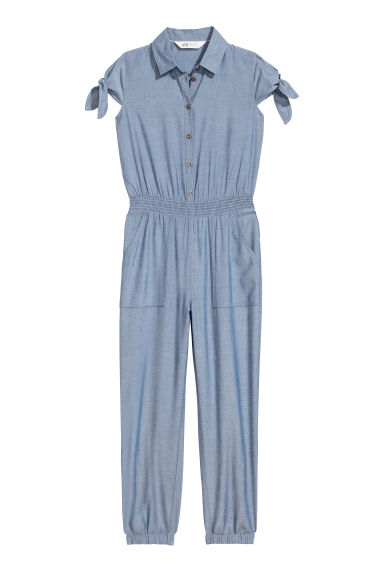Jumpsuit - Light blue - Kids | H&M