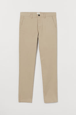 32dc6556aa Men's Pants | Chinos, Dress & Cargo | H&M US