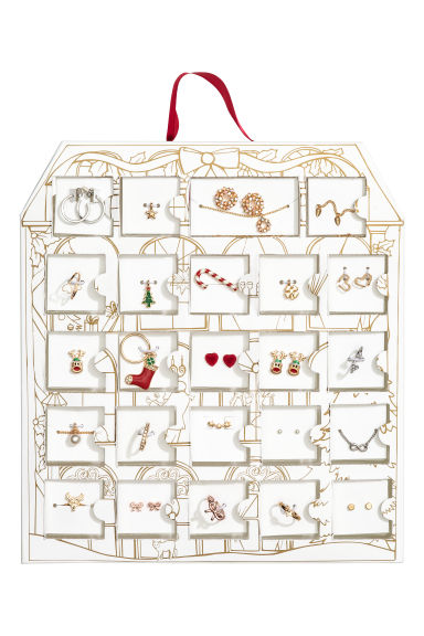 Calendar de advent - Alb -  | H&M RO