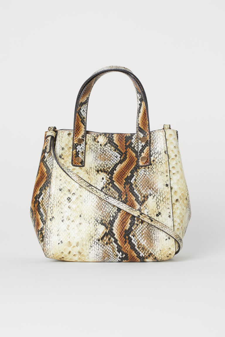 nouvelle collection 49811 3f07f Mini sac shopping