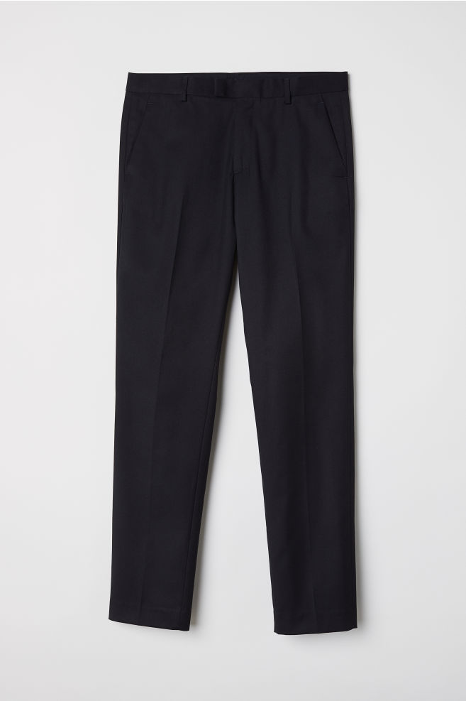 Suit Pants Slim Fit