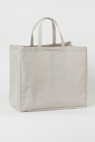 Two-compartment Laundry Bag