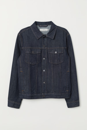 Denim jacketModel