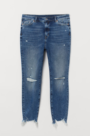 H&M+ Skinny High Ankle JeansAuxiliar
