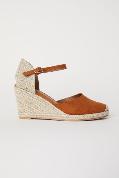 Sandals - Camel - Ladies | H&M CN
